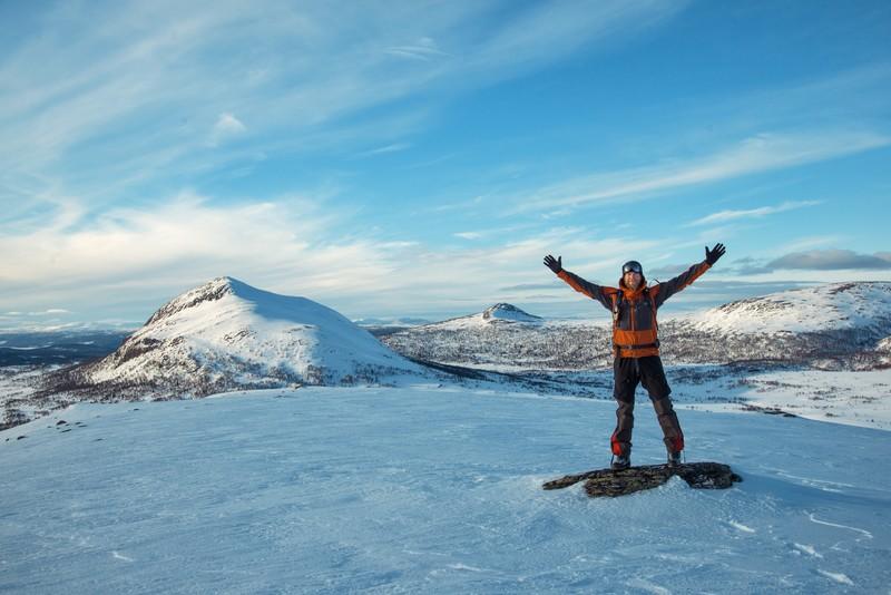 Winter in Namdalen